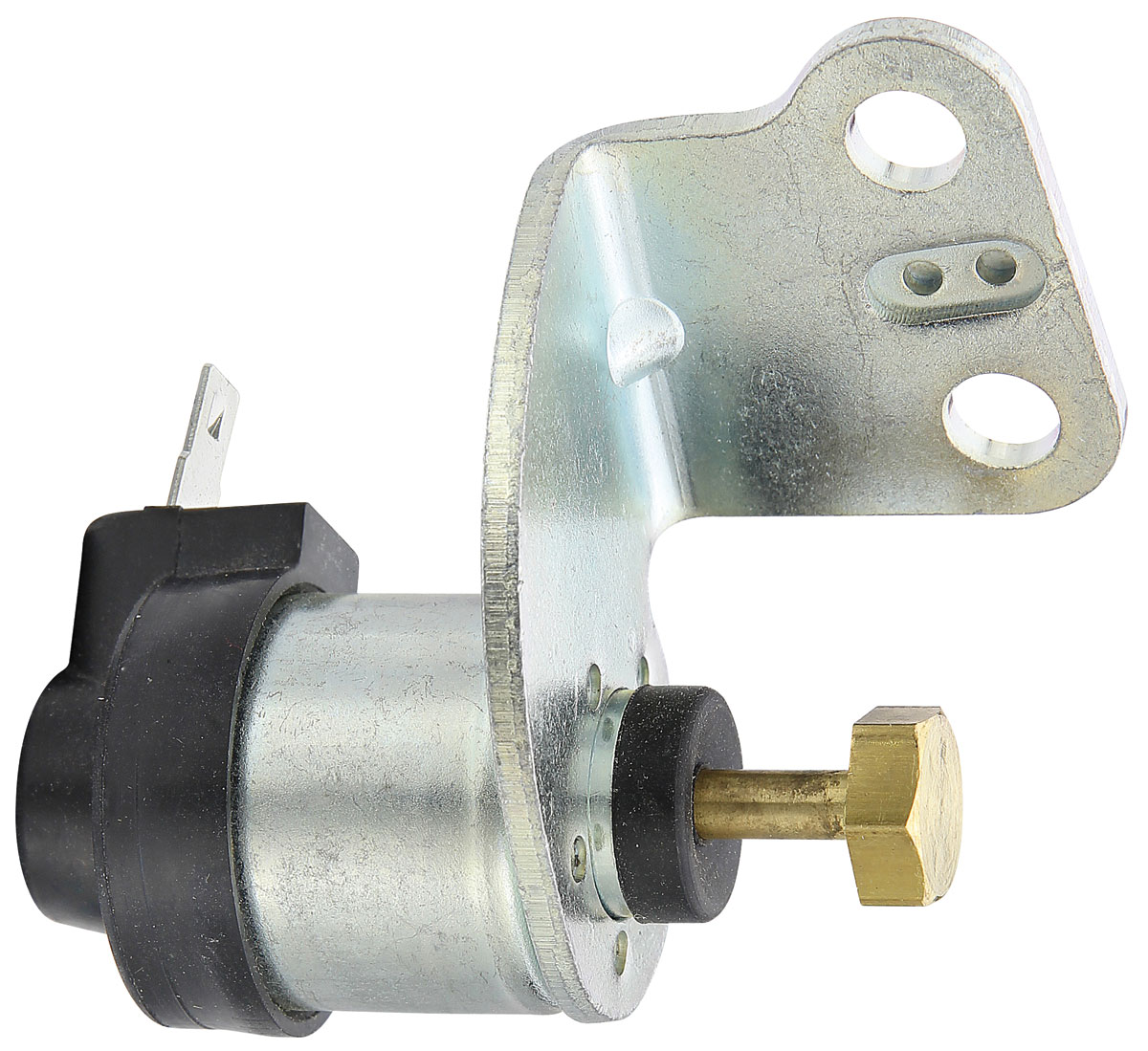 Idle Stop Solenoid, 1978 350 w/ A/C, & 1979-81 All V8