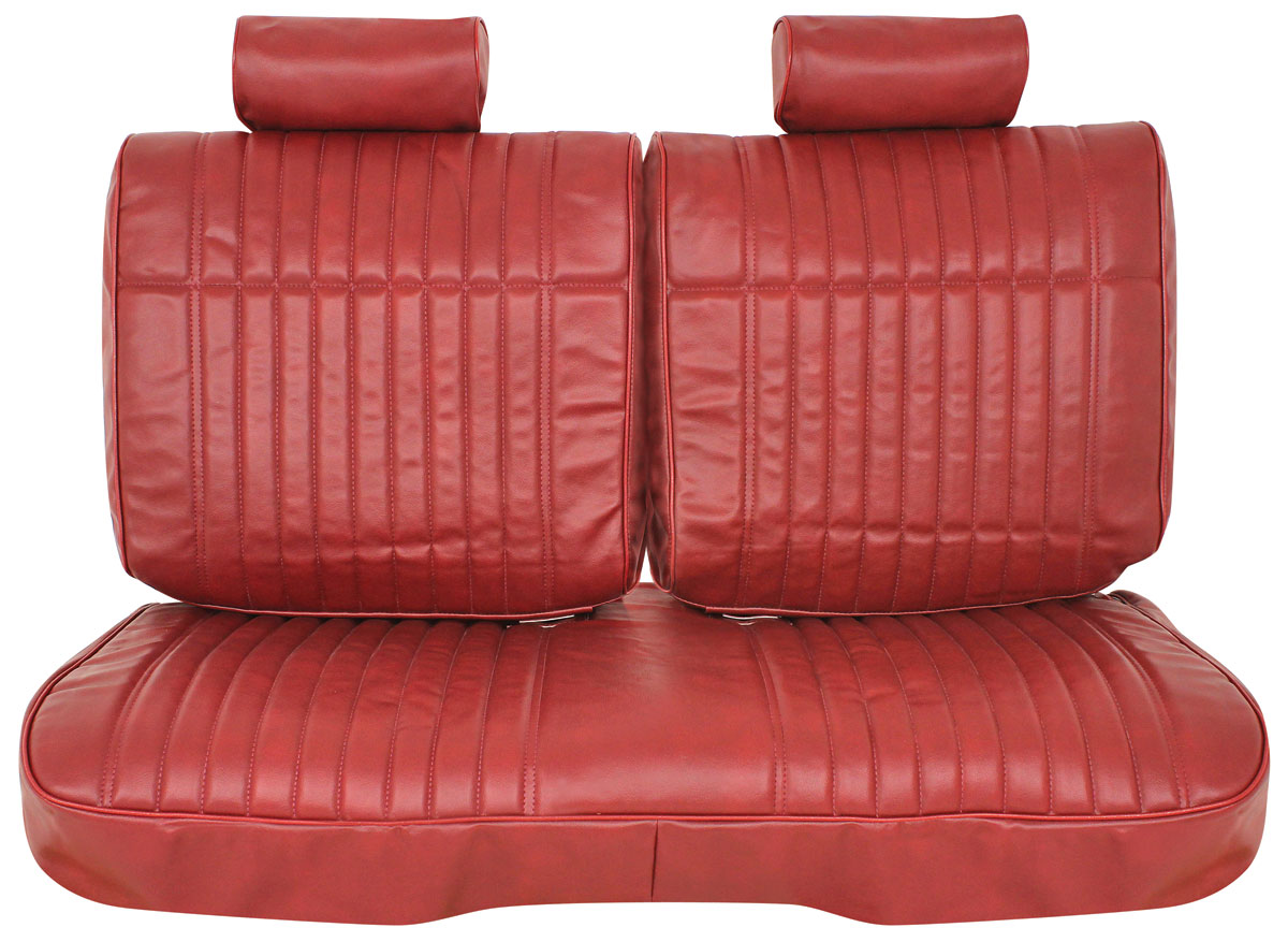 Seat Upholstery, 1978-82 El Camino, Front Split Bench, w/o Arm