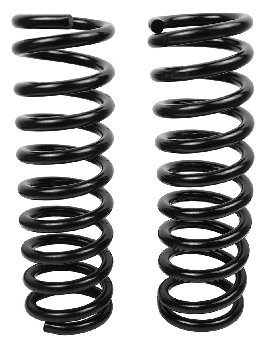 Lowering Springs, Front, 1959-60 Bonneville/Catalina 2-Dr. Sedan, 1