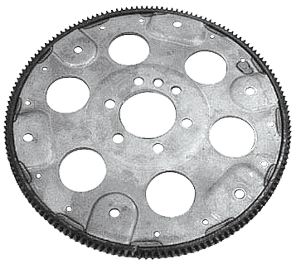 Flexplate, Small Block Chevrolet, 168 Tooth, 1965-Up BB/1970-85 SB, GM