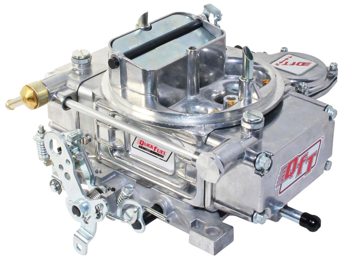 Carburetor, Quick Fuel Technology, Slayer Series, 450 CFM, Polished
