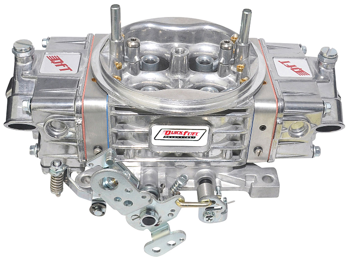Carburetor, Quick Fuel Technology, Street-Q Series, 850 CFM, MS