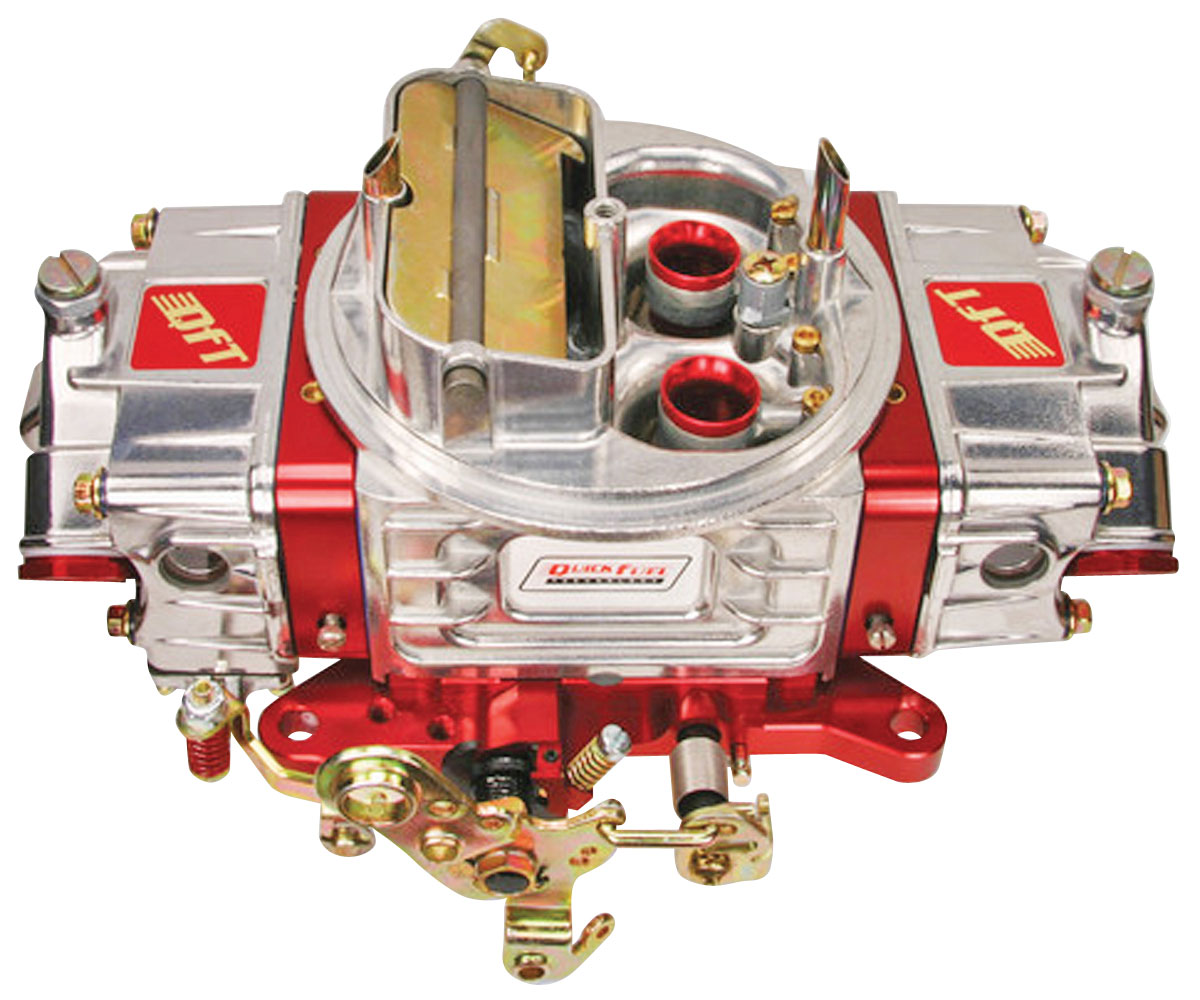 Carburetor, Quick Fuel Technology, SS Series, 650 CFM, MS, Annular
