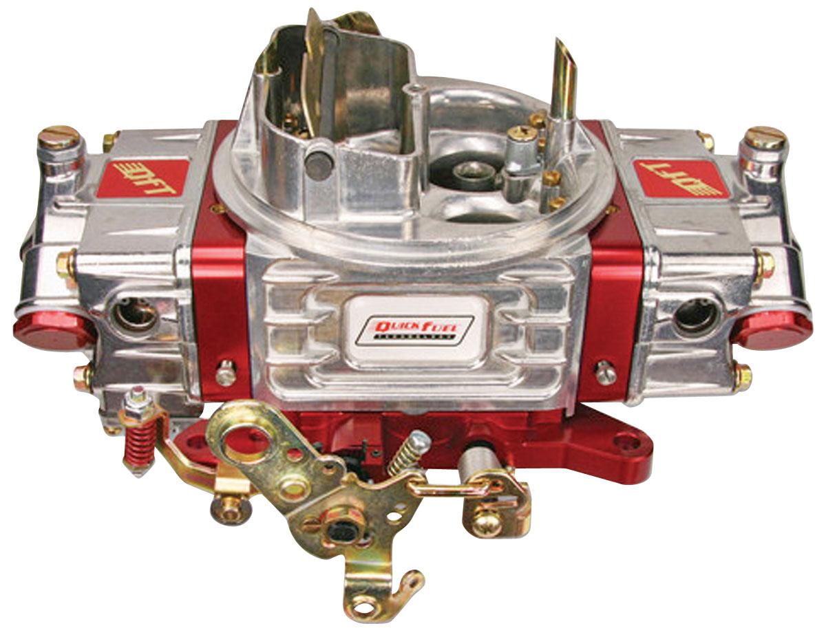 Carburetor, Quick Fuel Technology, SS Series, 850 CFM, MS