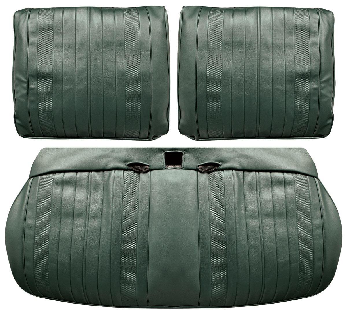 Seat Upholstery, 1970 Chevelle/El Camino, Front Split Bench LEG