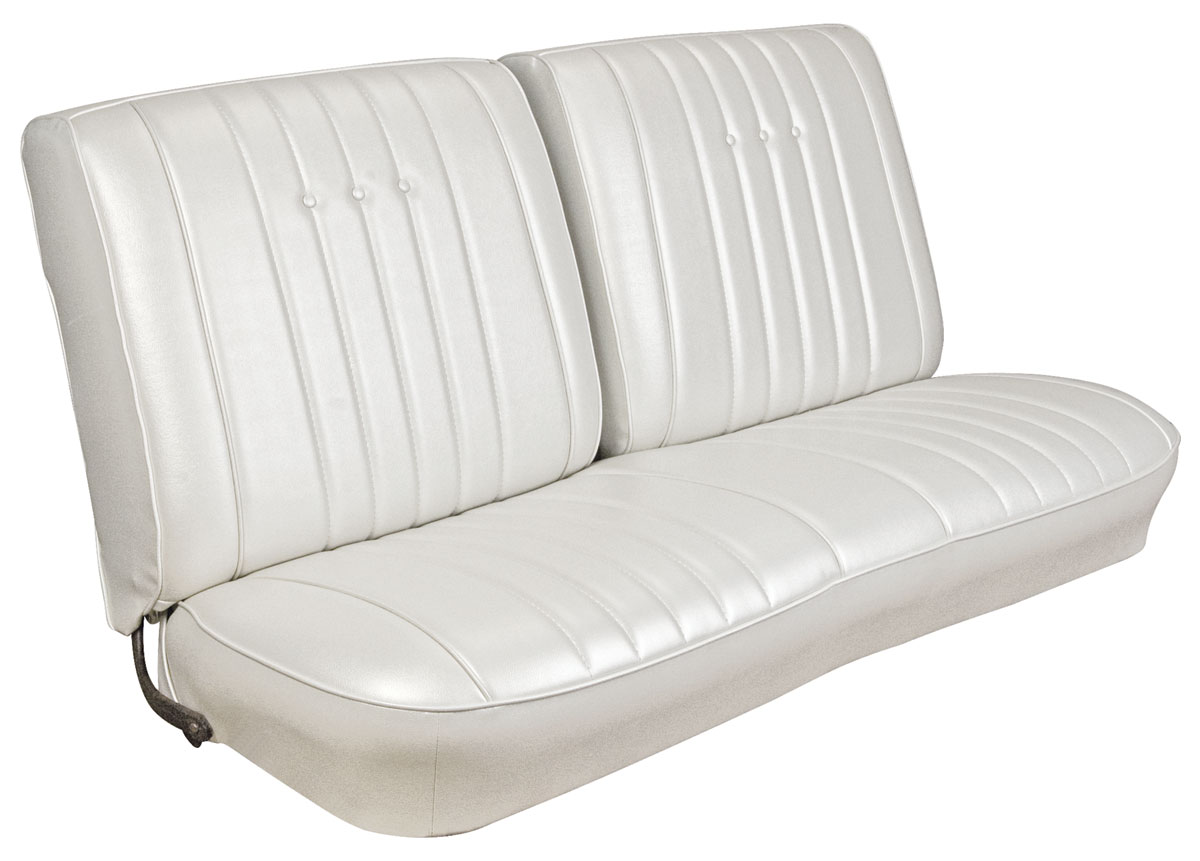 Seat Upholstery, 1968 Chevelle/El Camino, Front Split Bench PUI