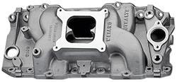 Stealth Big Block Intake Manifolds rectangle port heads