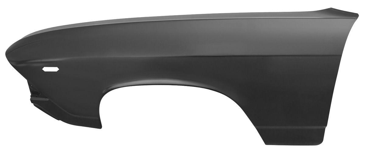 1968 69 Chevelle El Camino Monte Steel Header Panel CLOSEOUT