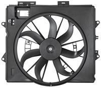 Fan Assembly, Radiator, 2009-13 CTS, 09-11 STS, w/o Cooling Fan Resistor