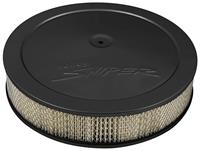 """Air Cleaner Assembly, 1"""" Drop Base, Sniper EFI"""