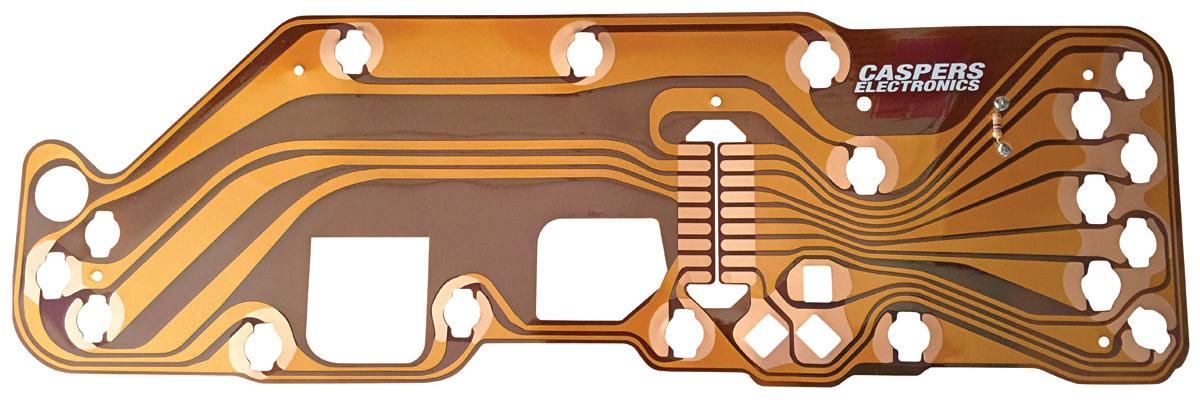 Flex-Circuit, Dash, Analog, 84-87 GN/Regal