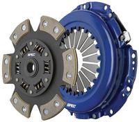 Clutch Set, Spec, 2005-09 CTS, Use w/OE Dual Mass Flywheel, Stage 1