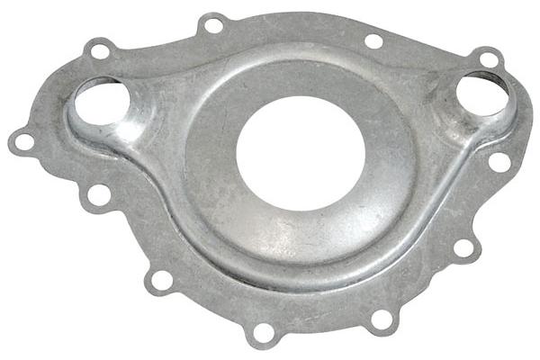 Divider Plate, Water Pump, 1969-77 Pontiac, OE-Steel