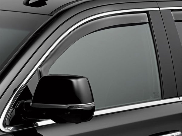 Deflectors, Side Window, 1999-00 Escalade, Front