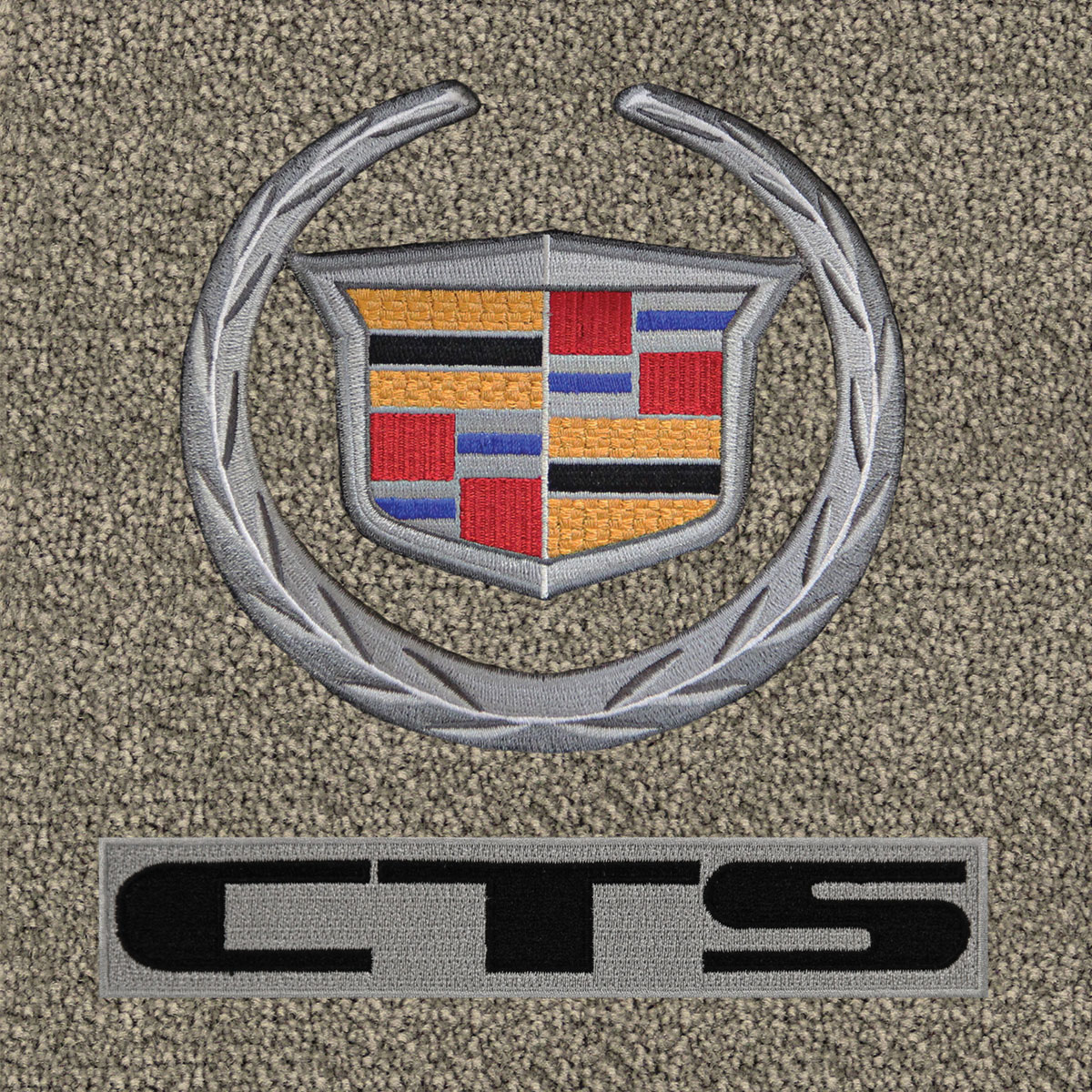 Cadillac Cts Floor Mats 2008