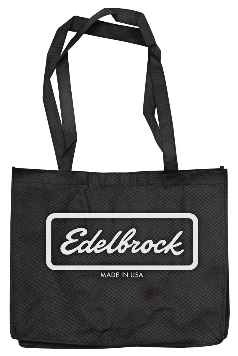 Bag, Edelbrock, Canvas Tote