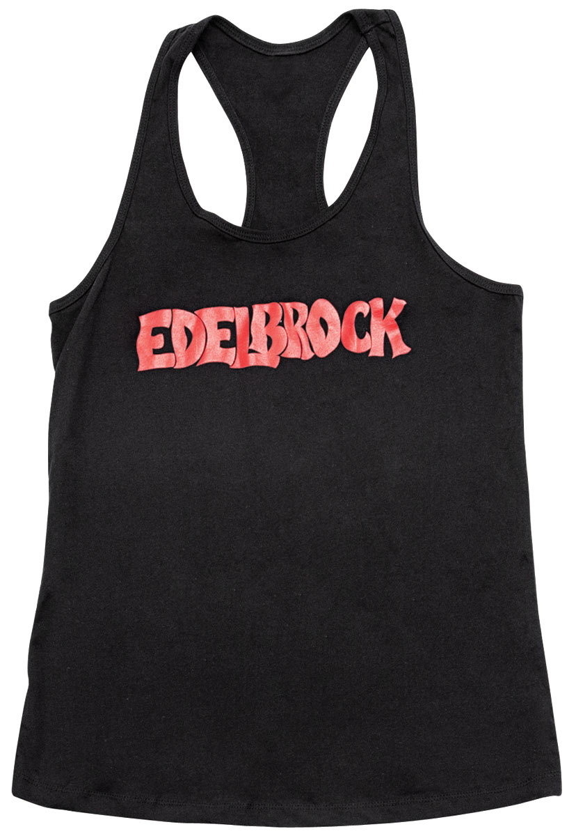 Tank Top, Edelbrock, Womens, Brock & Roll