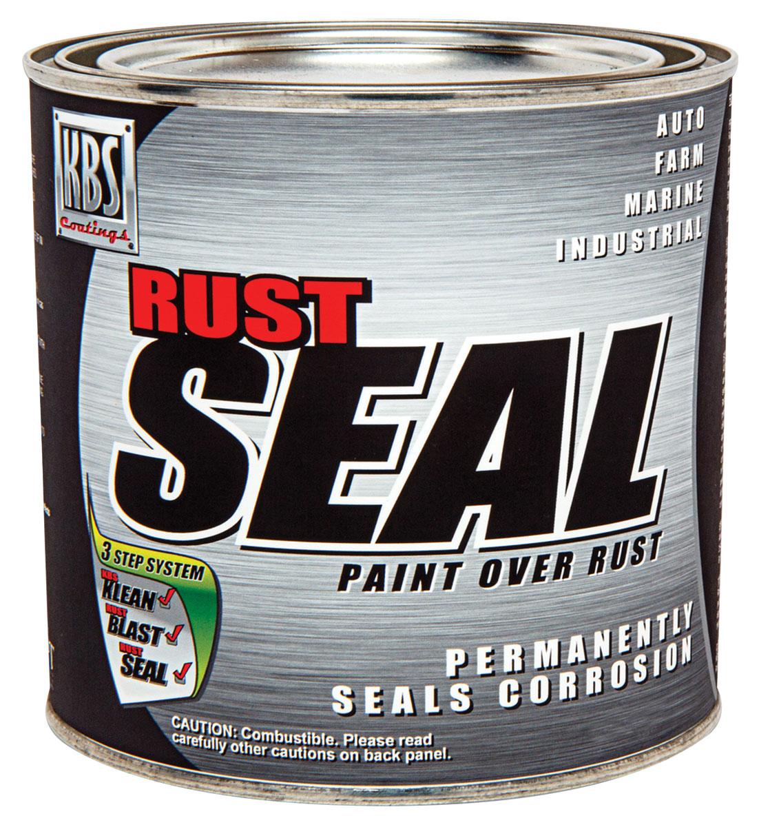 Paint, KBS RustSeal, Preventative Coating