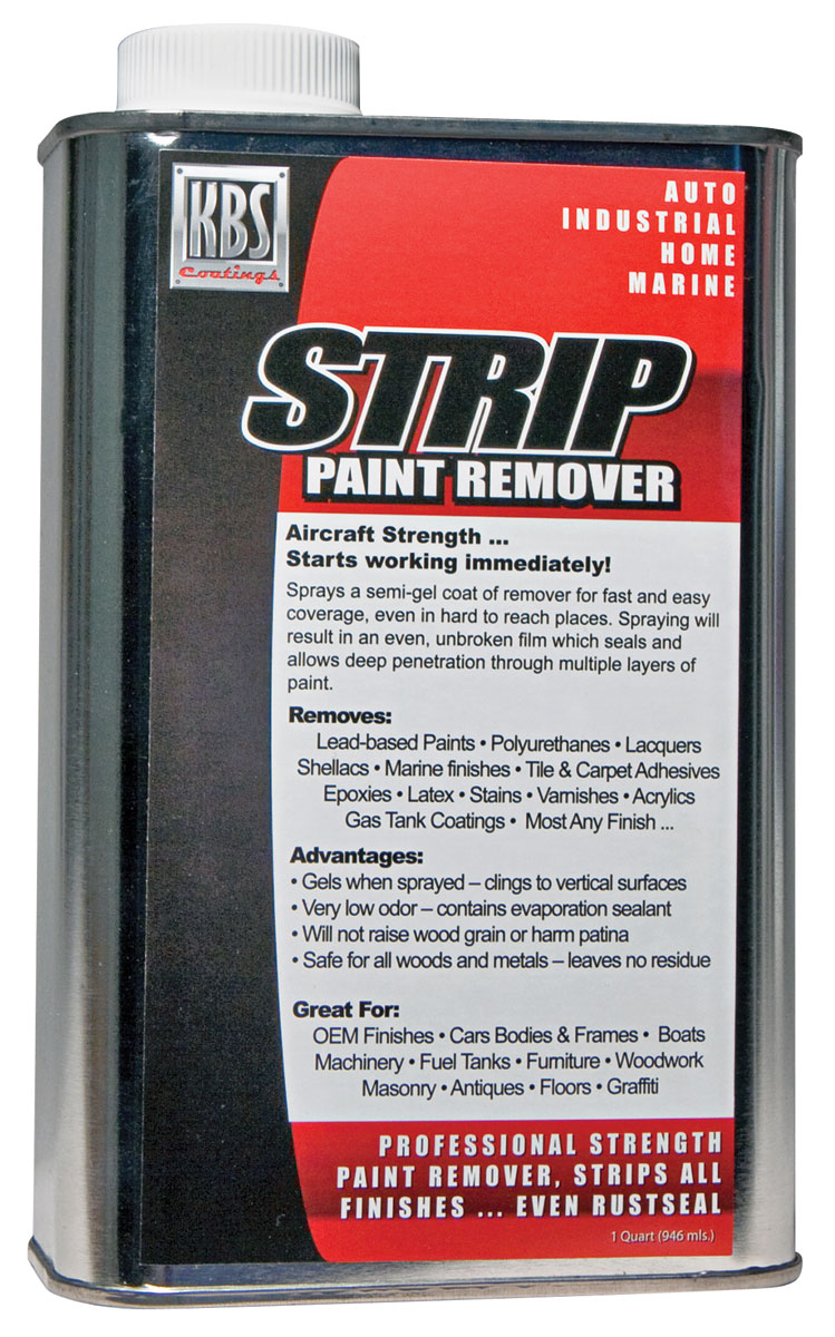 Paint Remover, KBS Strip
