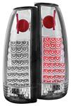 Tail Light Assembly, ANZO, 1999-00 Escalade, LED, G2
