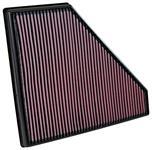 Air Filter, Airaid, 2014-19 CTS 2.0L, 3.6L Sedan/2013-19 ATS