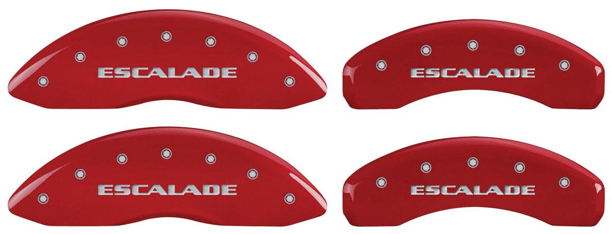 "Covers, Brake Caliper, 2007-19 Escalade/ ESV/ EXT, 18"" Minimum Wheel Diameter"