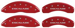 "Covers, Brake Caliper, 2007-20 Escalade/ ESV/ EXT, 18"" Minimum Wheel Diameter"