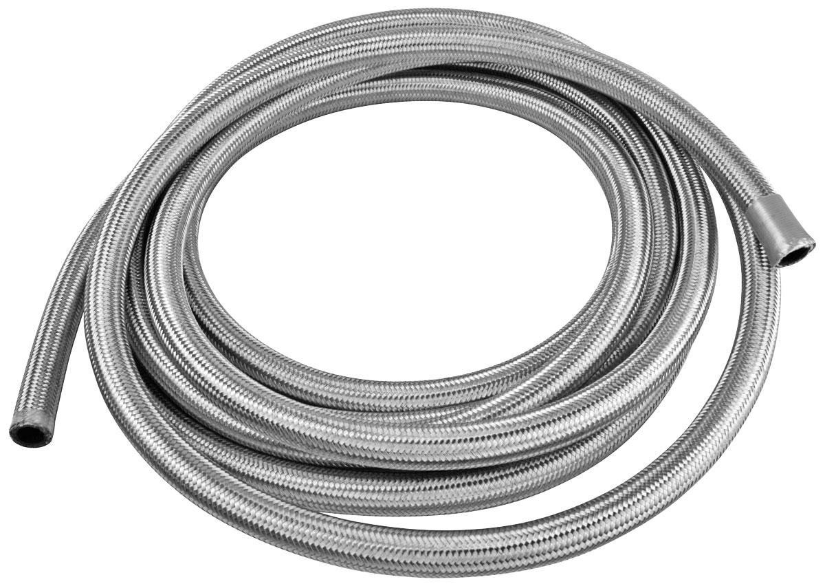 Stainless Steel braided hose An-10 ~ New