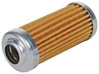 "Fuel Filter, Element, Inline, Aeromotive, 40 Micron, 3/8"" npt"