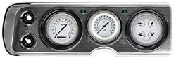 Gauge Conversion Kit, 64-65 Chevelle/El Camino, ClassicWhite