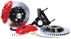 Disc Brake Kit, Baer, 1973-77 A-Body, Extreme+, Front, 14x1.25, w/OE Spindles