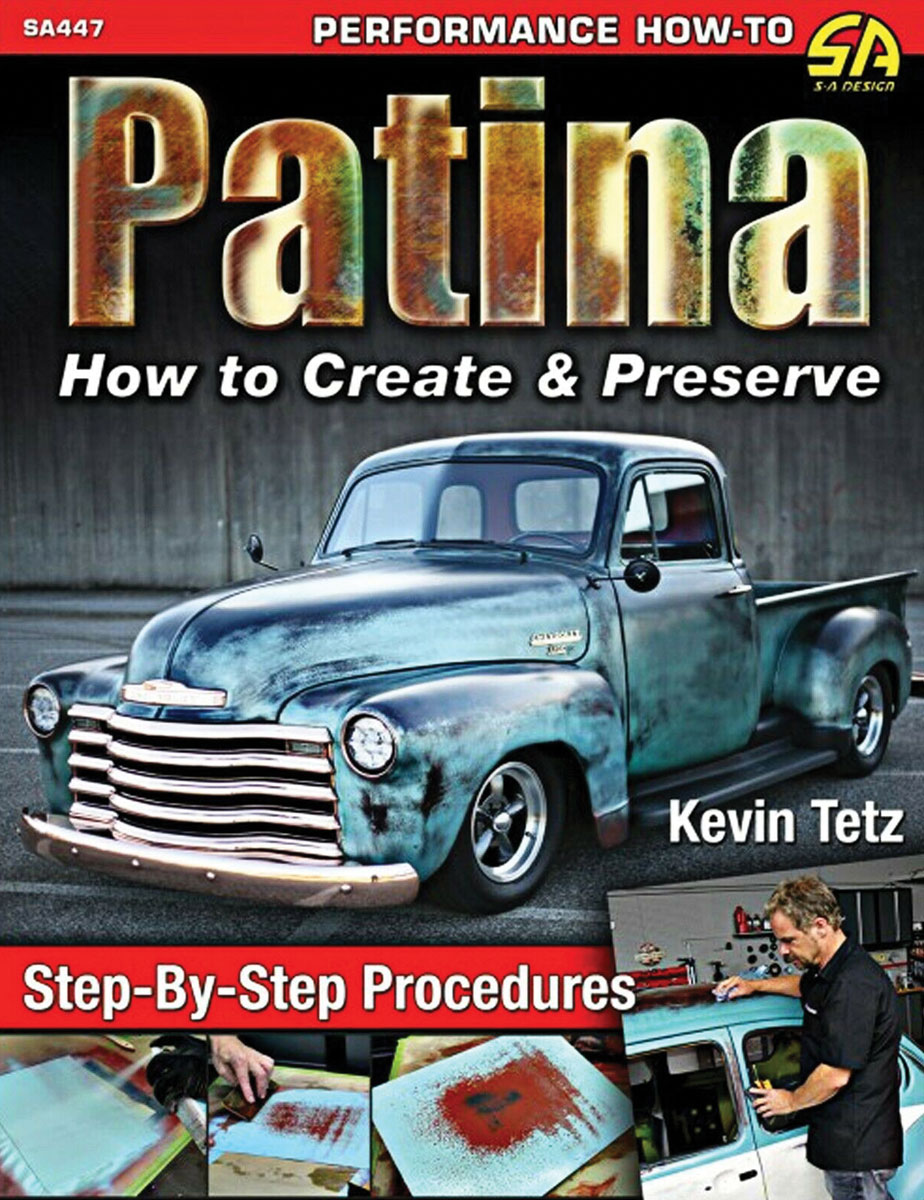 Book, Patina: How To Create And Preserve