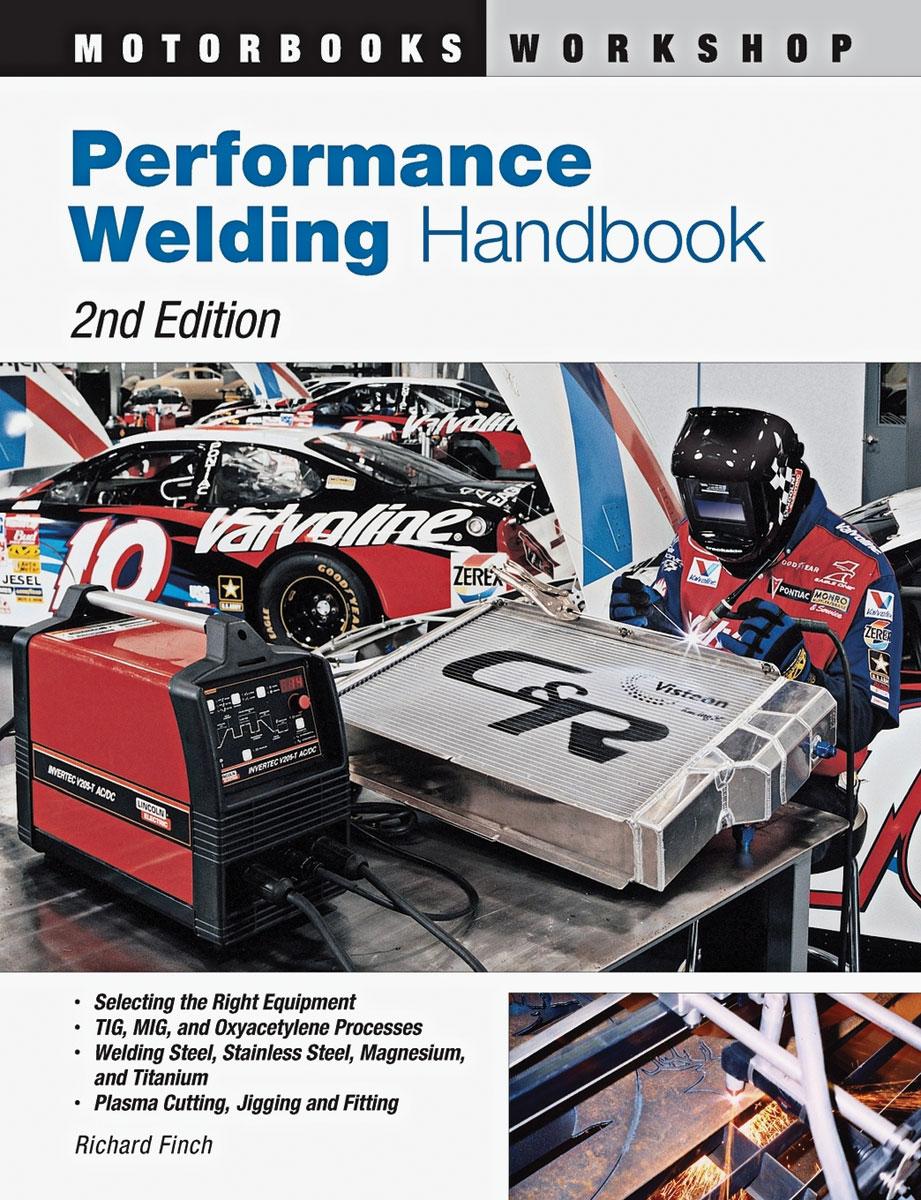 Book, Performance Welding Handbook