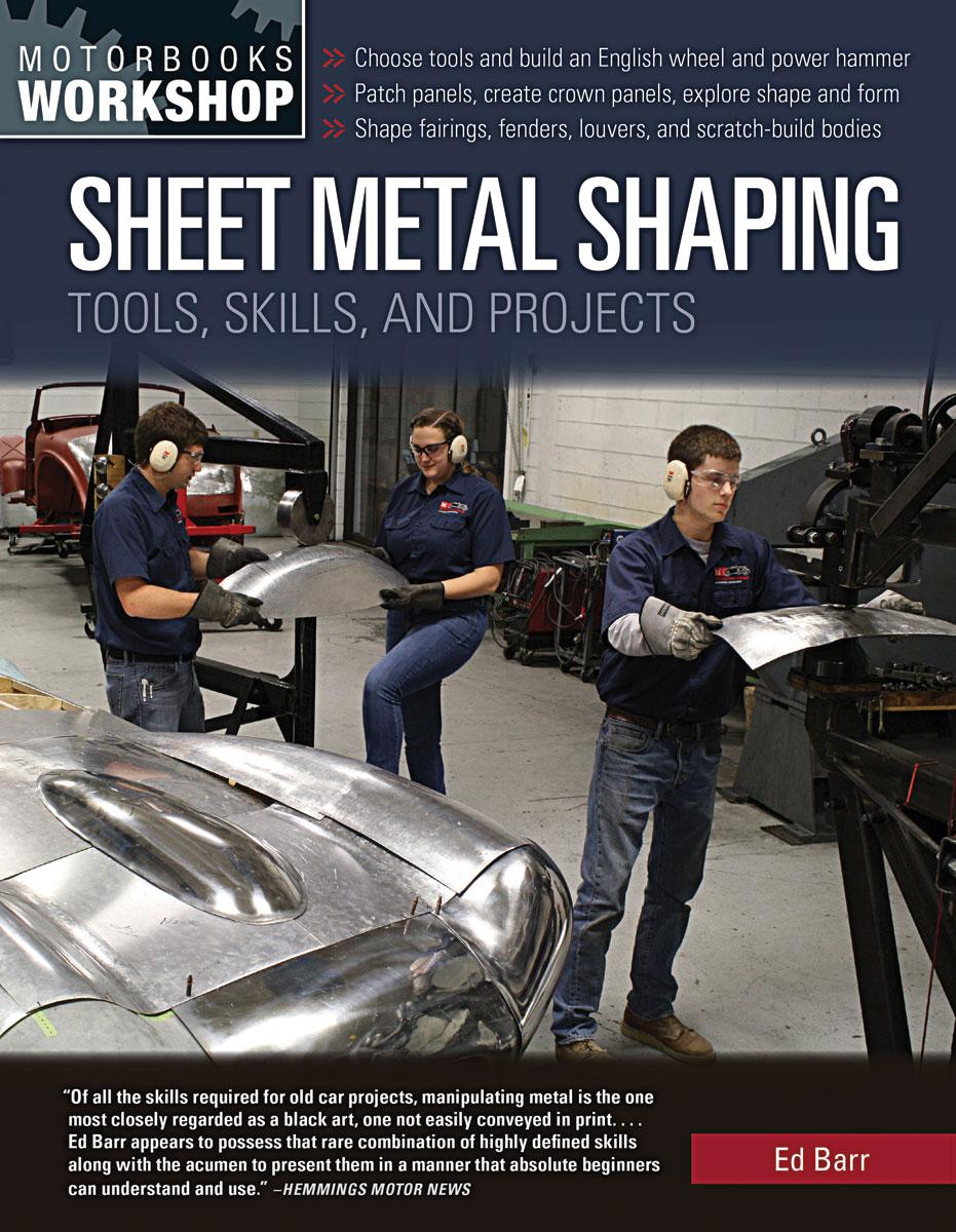 Book, Sheet Metal Shaping, Tools, Skills, & Projects