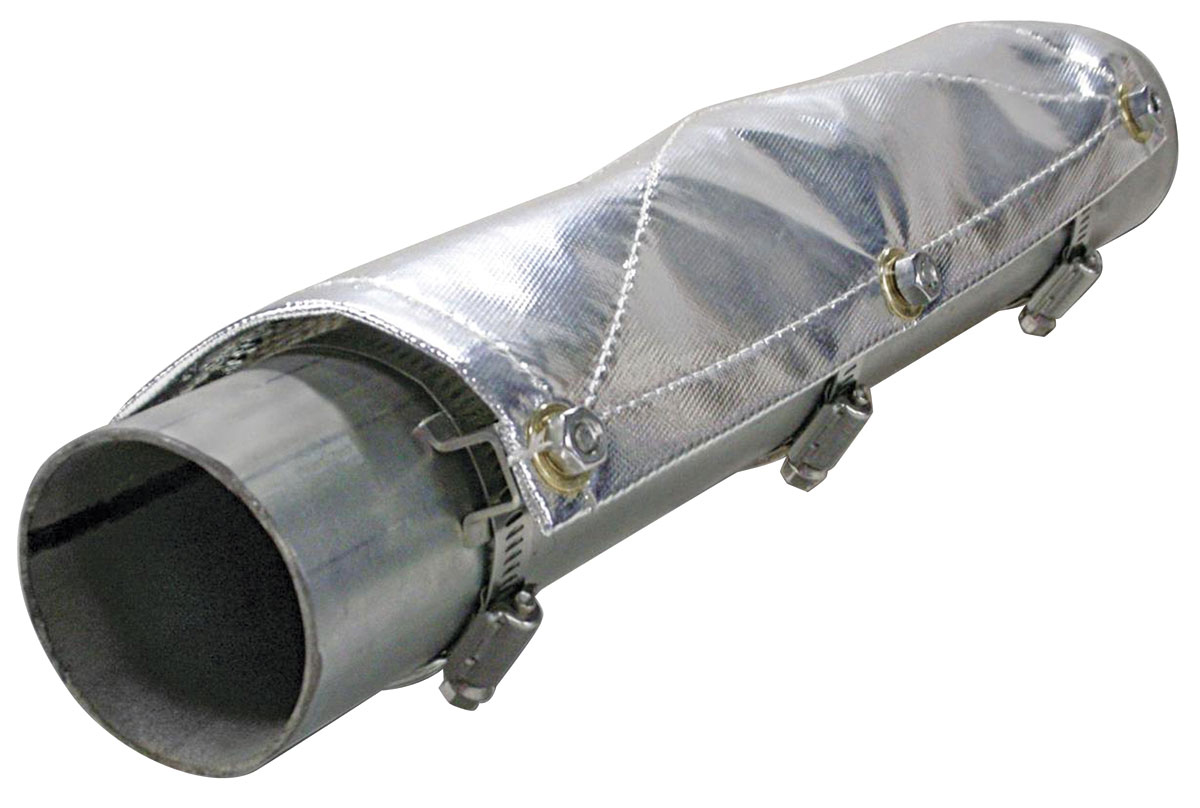 Pipe Shield, Thermo-Tec, Clamp On
