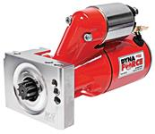 Starter, High-Torque, Chevy, Small Block/ Big Block, Straggered Mounting Holes