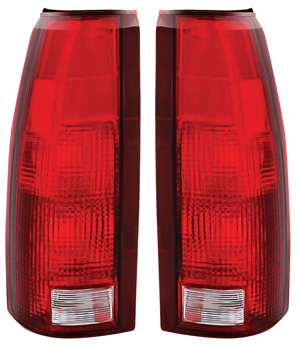 Tail Lights, OEM-Style, 1999-00 Escalade