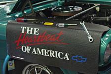 Fender Gripper, Heartbeat of America Chevrolet