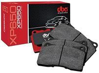 Brake Pads, DBA. 2004-09 XLR/XLR-V, XP650, Front