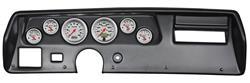 Gauge Kit, AutoMeter, 1970-72 Chevelle/EC/MC, SS, Ultra-Lite