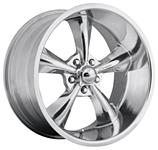 Wheel, American Legend, Streeter, Polished