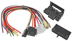 Wiring Adapter, GM Keyed Column, Painless Performance, Column and Dimmer