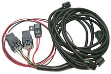 Relay, H-4 Headlight Conversion, Painless Performance, Quad Harness