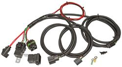 Relay, H-4 Headlight Conversion, Painless Performance, Dual Harness