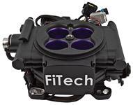 EFI Kit, Base, FiTech Mean Street, 800 HP, Matte Black Finish