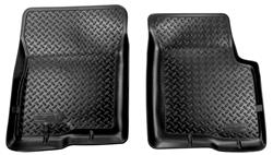 Floor Liner, Husky Liners, 1999-00 Escalade, Classic Style, Front