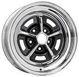Wheel, Wheel Vintiques, 52 Series Oldsmobile SSI, 15x10, 5x4.75, 5.00 BS