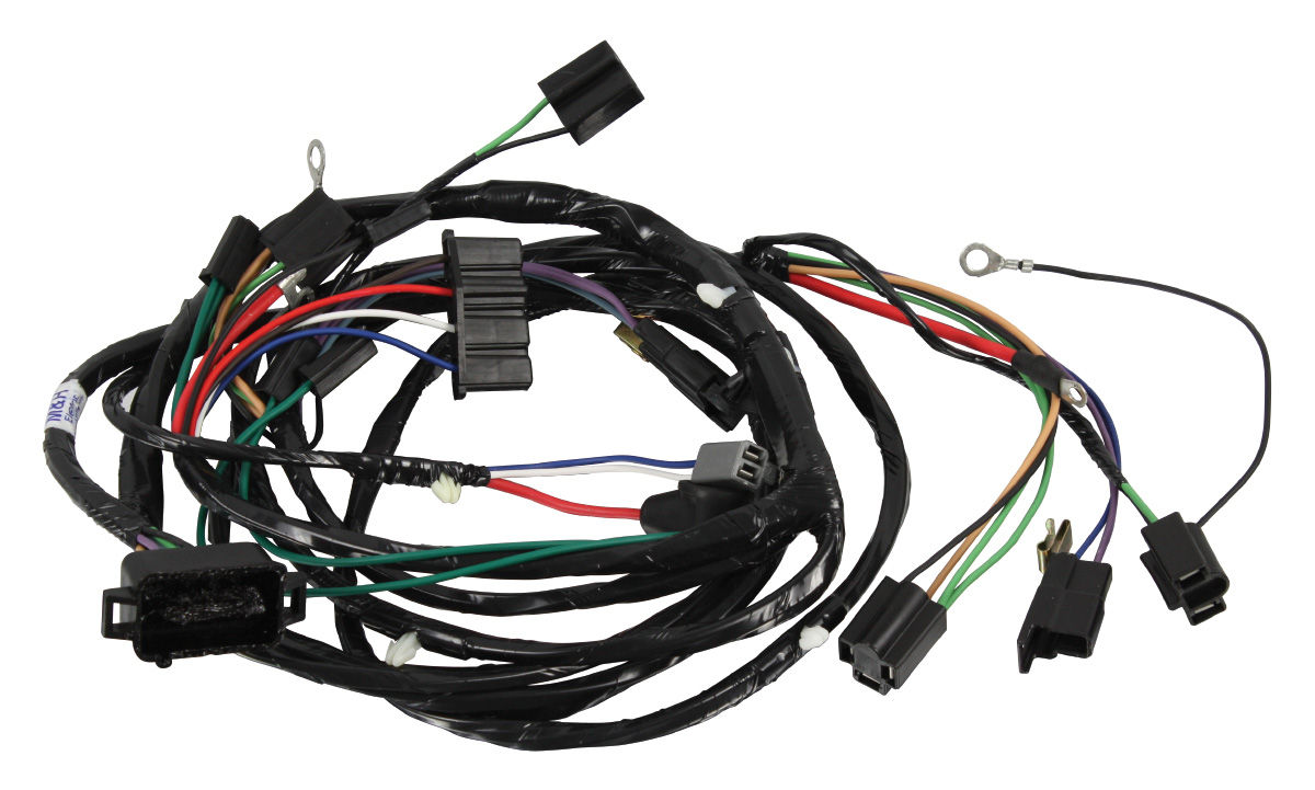 [SCHEMATICS_4ER]  Wiring Harness, Forward Lamp, 1964 Chevelle/El Camino, Warning Lights @  OPGI.com | Wiring Harness 1964 El Camino |  | OPGI.com