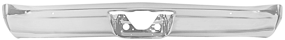 Bumper, Rear, 1966 Chevelle