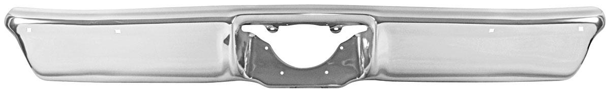 Bumper, Rear, 1969 Chevelle